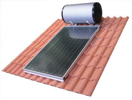 el constructor ama a su casa placa solar termica