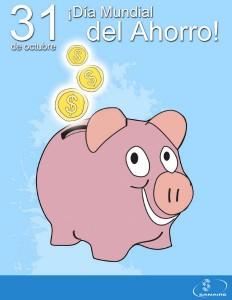 31 LUNES DE OCTUBRE - Día Mundial del Ahorro