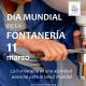 Dia Mundial de la Fontaneria